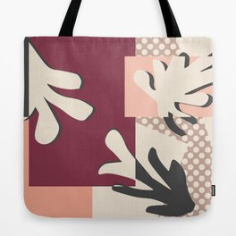 Finding Matisse pt.2 #society6 #abstract #art Tote Bag