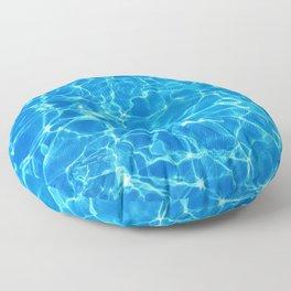 Swimming Pool Floor Pillow