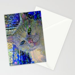 Claude's Cat Stationery Cards