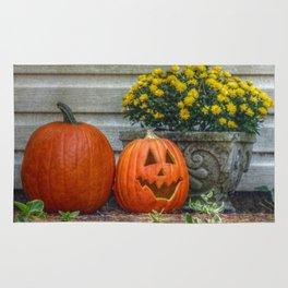 Autumn Scene Rug