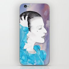 PLANET EARTH IS BLUE... iPhone & iPod Skin