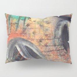 Abstract Art Pillow Sham