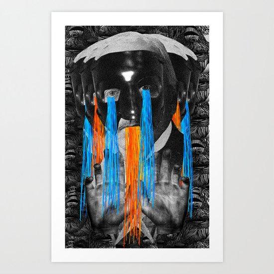 Mentalist Art Print