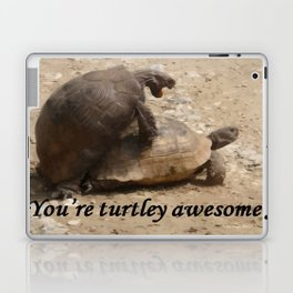 You're Turtley Awesome Laptop & iPad Skin