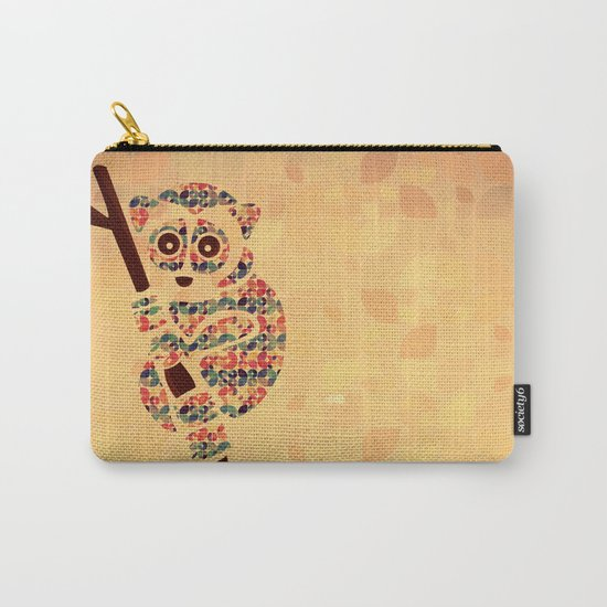 The Pattern Loris Carry-All Pouch