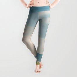 Meadow at Square Butte Leggings