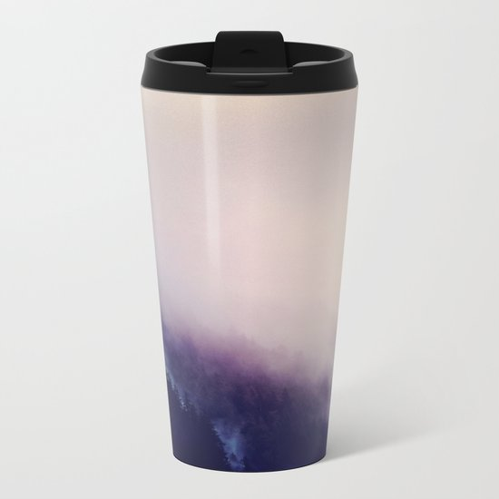 All I see is your ghost Metal Travel Mug