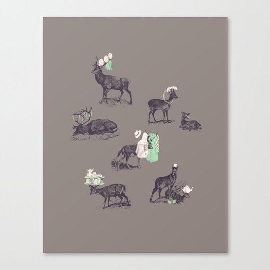 Good Use Canvas Print