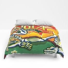 nola brewing Comforters