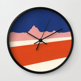 Keough's Hot Springs Wall Clock
