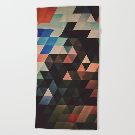 dydmwze Beach Towel