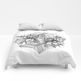 Chrysanthemum Comforters