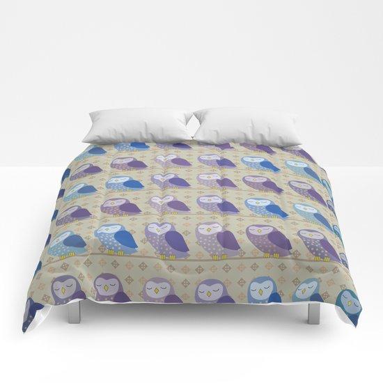 Corujas Comforters