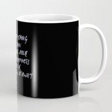 Throw Away Coffee Mug