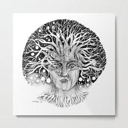 Enchanting tree Metal Print