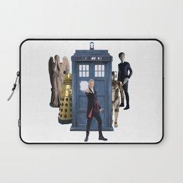 Doctor Who & Enemies Laptop Sleeve