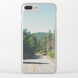 Santa Fe National Forest ... Clear iPhone Case