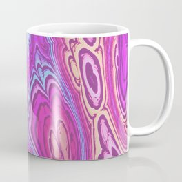 Abstract loops 6B Coffee Mug