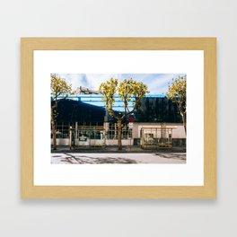 Eixample - Barcelona, Spain - #1 Framed Art Print