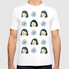 Girly : 소녀감성 T-shirt