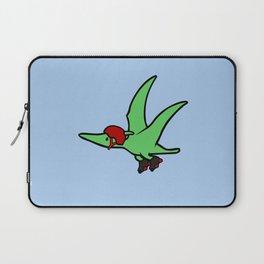 Roller Derby Pterodactyl Laptop Sleeve