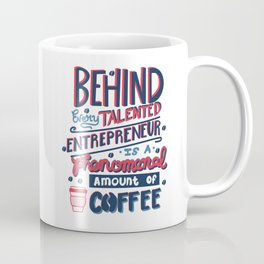 Talented Entrepreneur Coffee Mug