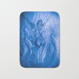 Hot and cold 100 Bath Mat
