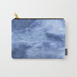 Blue clouds Carry-All Pouch