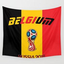 belgium Wall Tapestry
