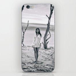 B&W Models Series iPhone Skin