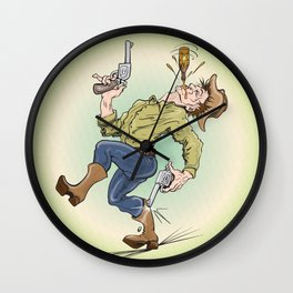 Boozer Wall Clock