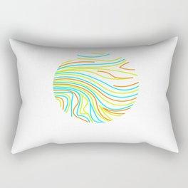 Calpurnia The Band Rectangular Pillow