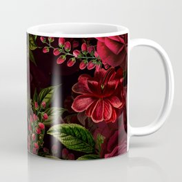 Mystical Night Roses Coffee Mug