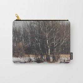 The Tractor and the Snow Carry-All Pouch