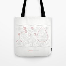 Hungarian Embroidery no.13 Tote Bag