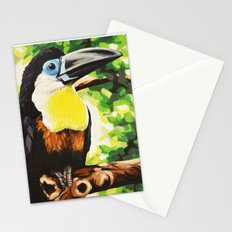 Channel Billed Toucan Stationery Cards