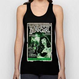 "DEAD GIRL SUPERSTAR ""THE PLAGUE OF THE DEAD GIRL"" Unisex Tank Top"