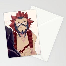 Kirishima Screenshot re-paint Stationery Cards