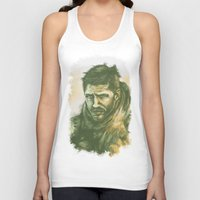 "mad max Tank Tops featuring Mad Max by Barbara ""Yuhime"" Wyrowińska"