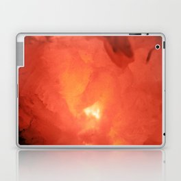 Textures (Red version) Laptop & iPad Skin