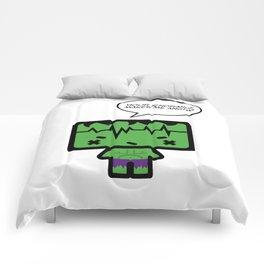 ANGRY Comforters
