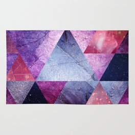 Abstract Space Rug