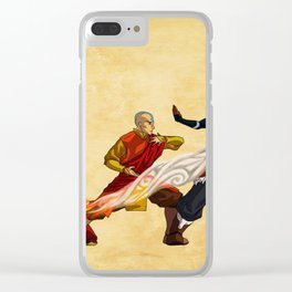 Avatar Elements Clear iPhone Case