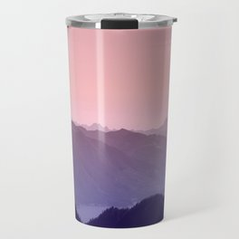 The Song of the Mountains Travel Mug