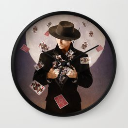 The Collector - Don Juan Wall Clock