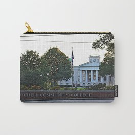 Main College Building Carry-All Pouch