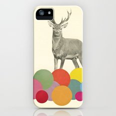 Stag in Heaven Slim Case iPhone SE