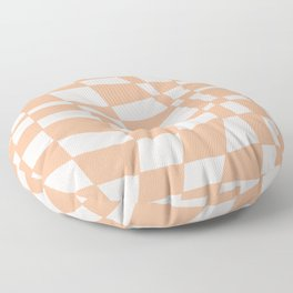 Orange Soda Floor Pillow