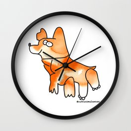 #1animalwesee Wall Clock