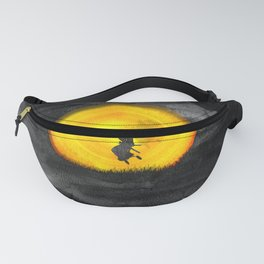 You may not be able to fight like a Samurai, but at least you can die like. Fanny Pack